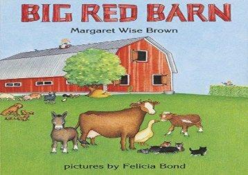 [+][PDF] TOP TREND Big Red Barn Board Book  [DOWNLOAD]