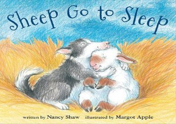 [+][PDF] TOP TREND Sheep Go to Sleep (Sheep in a Jeep)  [DOWNLOAD]