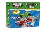 [+][PDF] TOP TREND Transformers Rescue Bots: Phonics Box  [FULL]