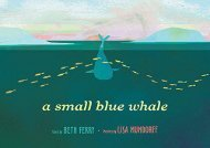 [+]The best book of the month A Small Blue Whale [PDF]