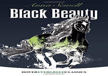 [+]The best book of the month Black Beauty (Dover Children s Evergreen Classics)  [FREE]