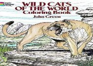 [+]The best book of the month Wild Cats of the World Coloring Book (Dover Nature Coloring Book)  [FULL]