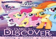 [+]The best book of the month Dare to Discover (My Little Pony the Movie)  [FULL]