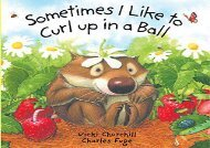 [+][PDF] TOP TREND Sometimes I Like to Curl Up in a Ball [PDF]