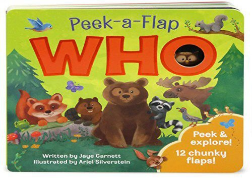 [+]The best book of the month Who: Chunky Peek a Flap Board Book  [READ]