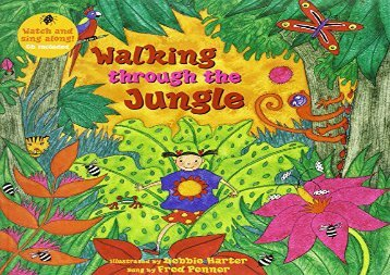 [+]The best book of the month Walking Through the Jungle Book   CD (A Barefoot Singalong)  [FREE]