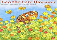 [+][PDF] TOP TREND Leo the Late Bloomer  [FREE]