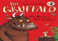 [+]The best book of the month The Gruffalo (Picture Books)  [NEWS]