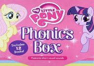 [+]The best book of the month My Little Pony: Phonics Box  [FULL]