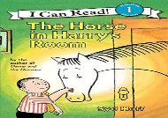 [+]The best book of the month The Horse in Harry s Room (I Can Read Level 1) [PDF]