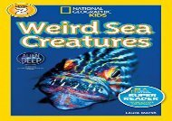[+]The best book of the month National Geographic Kids Readers: Weird Sea Creatures (National Geographic Kids Readers: Level 2)  [DOWNLOAD]