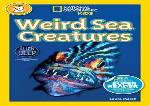 The best book of the month National Geographic Kids Readers