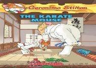 [+]The best book of the month The Karate Mouse (Geronimo Stilton)  [FREE]