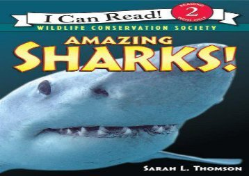 [+][PDF] TOP TREND Amazing Sharks (I Can Read Nonfiction - Level 2)  [DOWNLOAD]