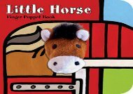 [+]The best book of the month Little Horse: Finger Puppet Book (Little Finger Puppet Board)  [FULL]