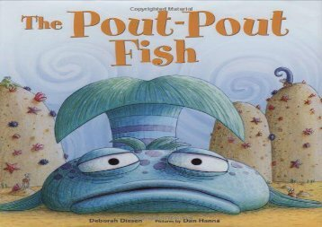 [+]The best book of the month The Pout-Pout Fish (Pout-Pout Fish Adventure) [PDF]