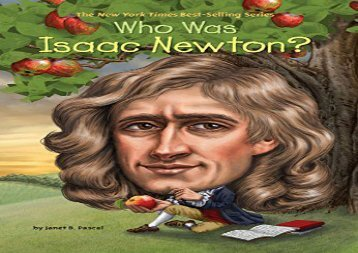 [+]The best book of the month Who Was Isaac Newton?  [READ]