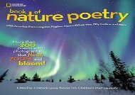 [+][PDF] TOP TREND National Geographic Kids Book of Nature Poetry: More than 200 Poems With Photographs That Float, Zoom, and Bloom! (Stories   Poems)  [NEWS]