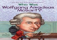 [+][PDF] TOP TREND Who Was Wolfgang Amadeus Mozart?  [FREE]