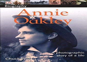 [+]The best book of the month DK Biography: Annie Oakley (DK Biography (Paperback))  [FREE]