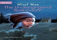 [+]The best book of the month What Was the Underground Railroad? [PDF]