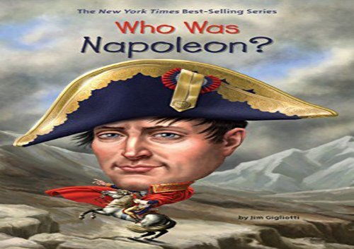 The Best Book Of The Month Who Was Napoleon Pdf