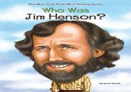 [+][PDF] TOP TREND Who Was Jim Henson? (Who Was...? (Paperback))  [NEWS]