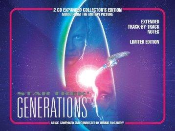 disc one: film score - GNP Crescendo Records