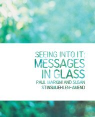 Seeing Into It: Messages in Glass