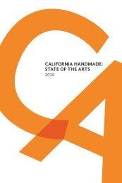California Handmade: State of the Arts 2015