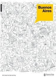 Buenos Aires Folleto motivacional Español - Argentina