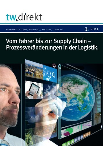Vom Fahrer bis zur Supply Chain - Wolfgang LEHMACHER
