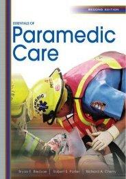 Read E-book Essentials of Paramedic Care - Bryan E. Bledsoe [Full Download]