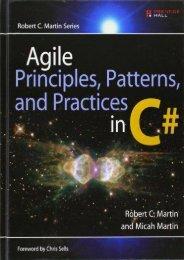 Download Agile Principles, Patterns, and Practices in C# (Robert C. Martin) - Robert C. Martin [PDF Free Download]