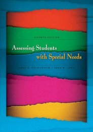 Read Assessing Students with Special Needs: United States Edition - James A. McLoughlin [PDF File(PDF,Epub,Txt)]