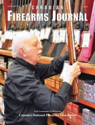 Q - the National Firearms Association
