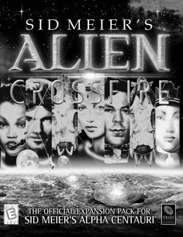 Alien Crossfire Manual • Linux