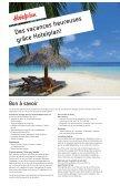 Prix fixes enfants - ES Voyages et Vacances SA - Page 2
