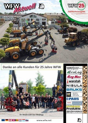 WFW Aktuell 30/2018