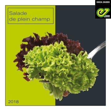 Salade Plein Champ 2018