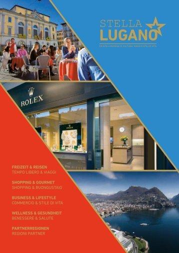 Stella Lugano Ausgabe 1 online - Hochglanzmagazin