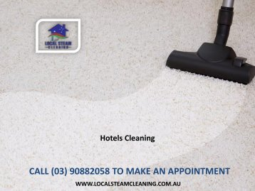 Hotels Cleaning