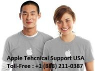 Dial +1 (888) 211-0387 Apple Technical Support phone Number