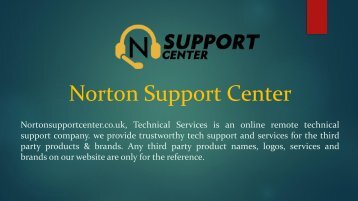 Norton Technical Support Phone Number 800-014-8285 - Norton Technical Support for Antiirus in UK