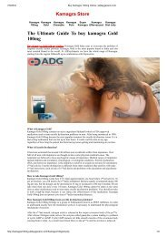 Buy Kamagra 100mg_alldaygeneric.com | Sildenafil citrate
