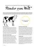 Eurogast Österreich Genuss360 Wir sind Rind - Seite 6