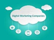Digital Marketing Companies in Dubai