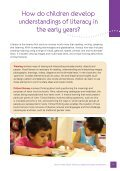 Stars are made of glass - Early Childhood Australia - Page 7