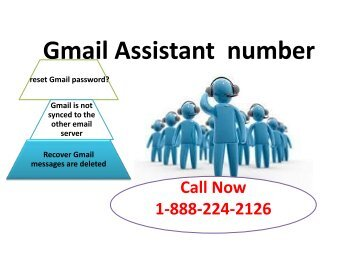 Recover  password  of Gmail Account just  dial  1-888-224-2126