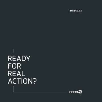 AREA 47 Team Action und Incentives